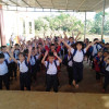 SPRING VOLUNTEER TRIP TO TO HIEU PRIMARY SCHOOL AT DAK NONG
