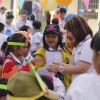 CBC CELEBRATED THE MID -AUTUMN FESTIVAL TO PUPILS AT VAM RAY PRIMARY SCHOOL IN KIEN GIANG