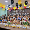 CBC CELEBRATED PARTY TO CONGRATULATE THE WOMEN'S DAY ON OCT 20