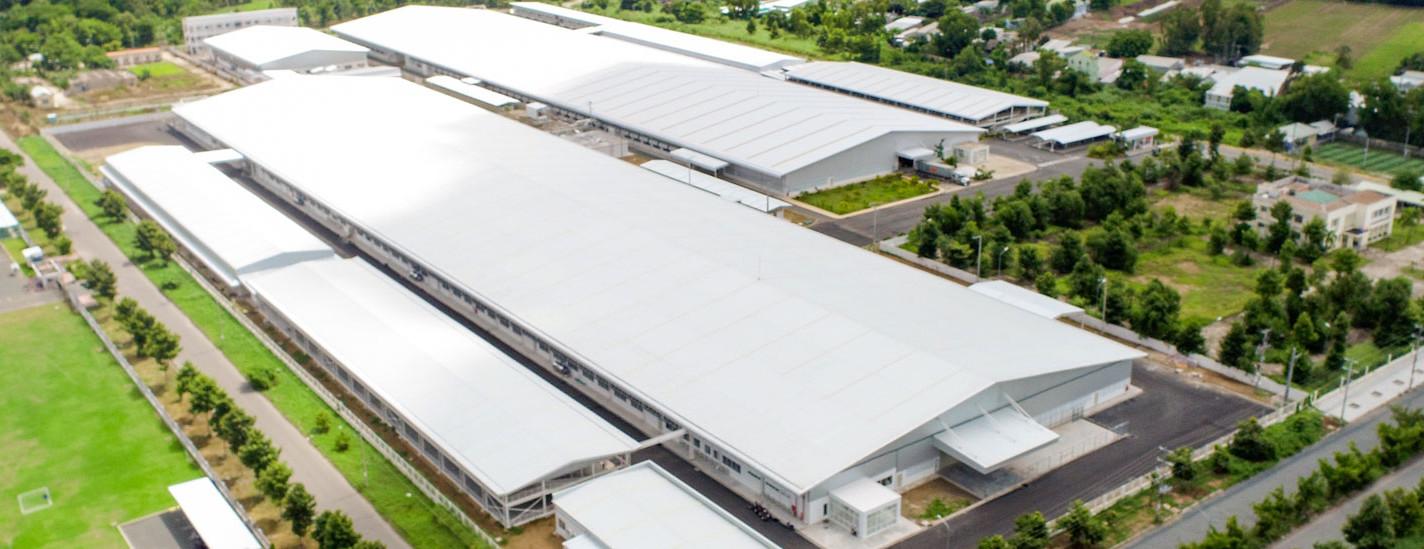 NICE APPAREL – 96,000 m2