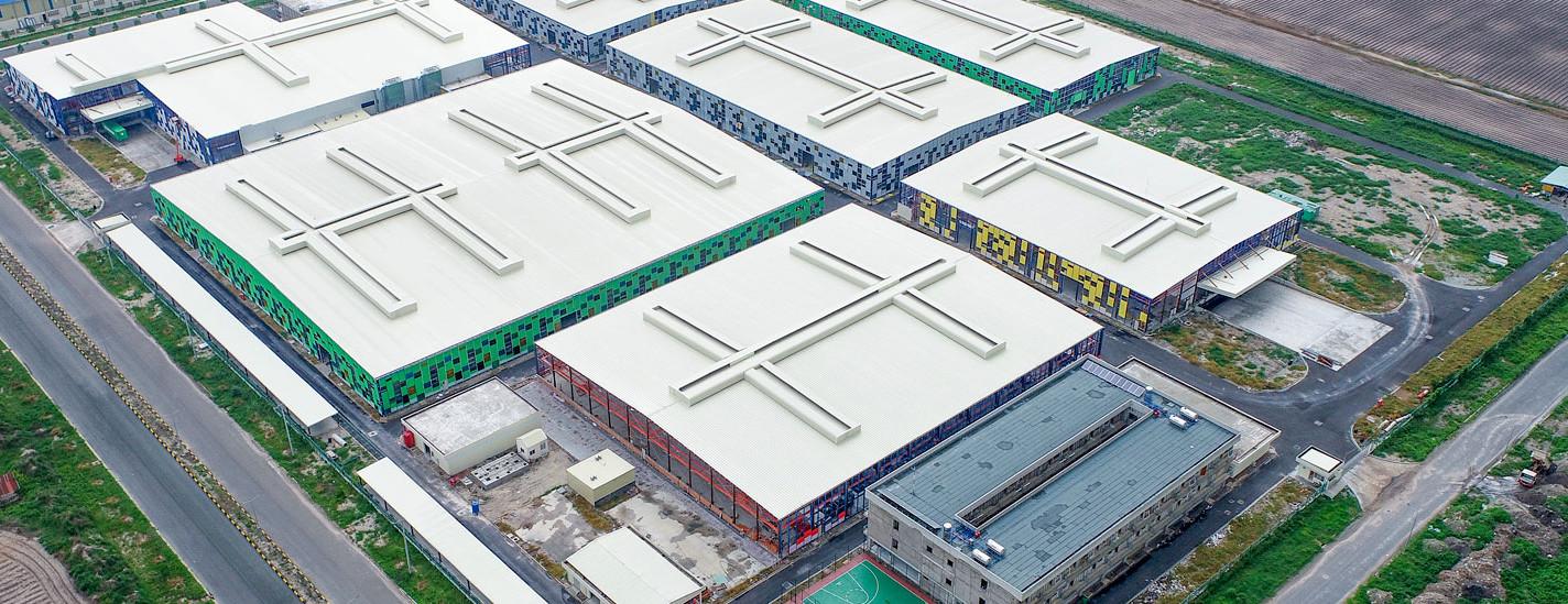 KINGWOOD – 55,000 m2
