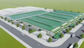 Duong Vinh Hoa Packaging Factory - Phase 2