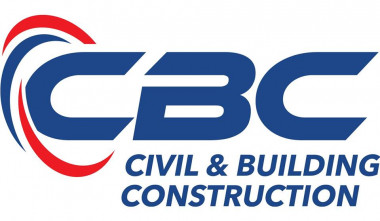 CBC - CIVIL & BUILDING CONSTRUCTION - 3D LOGO INTRO