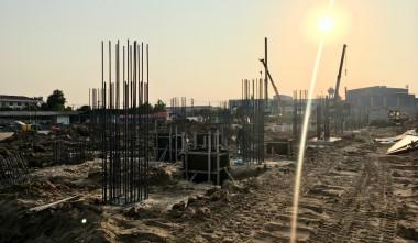 BATICO 2 (PHASE 1) CONSTRUCTION SITE - UNDERGROUND WORK
